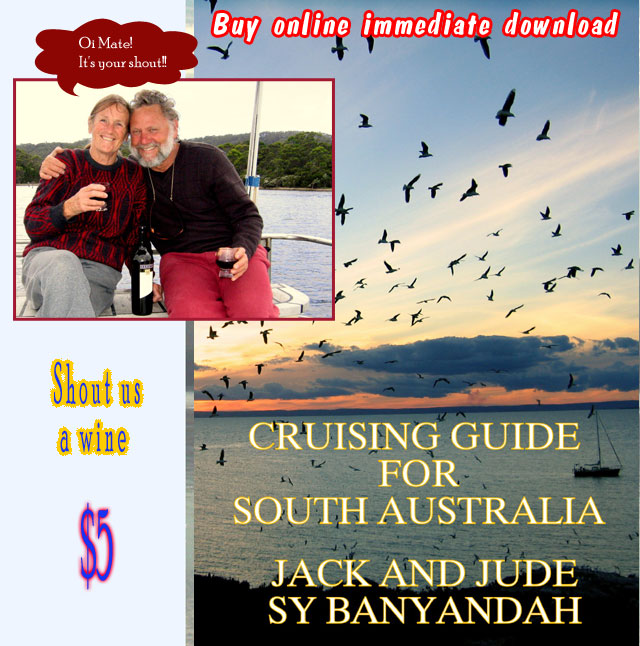 Cruising Guide for South Australia