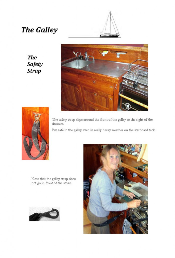 The Galley ~ all the details