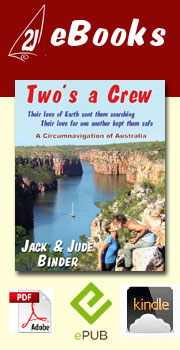 Two's a Crew eBook
