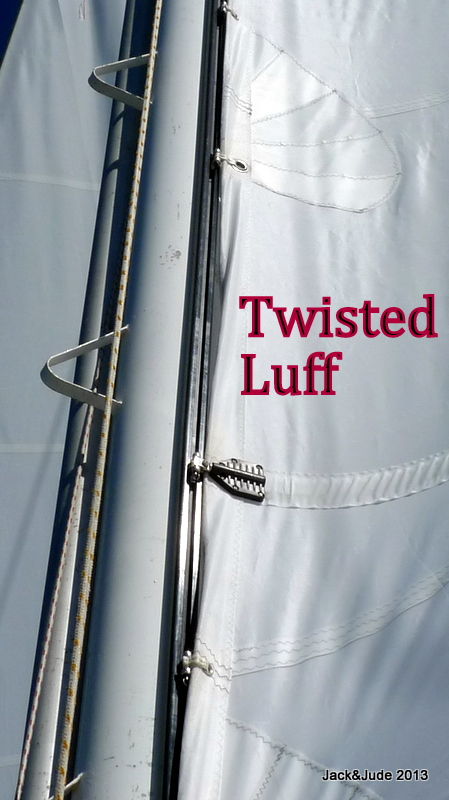 Twisted Luff