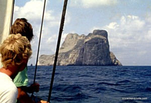Malpelo before discovery
