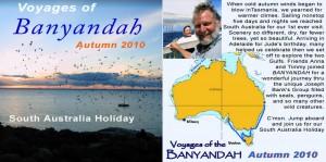 DVD South Australia 2010