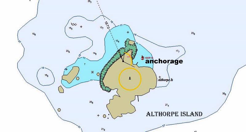 Althorpe Anchorage