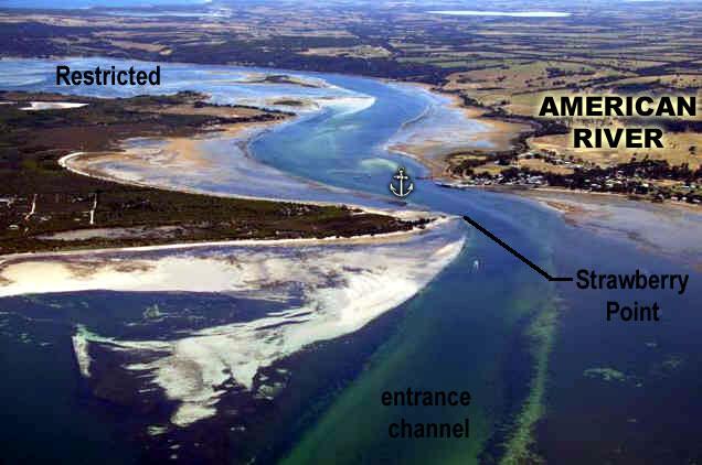American River Resort Kangaroo Island