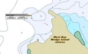 West Bay Wedge Island
