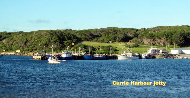 Currie Harbour
