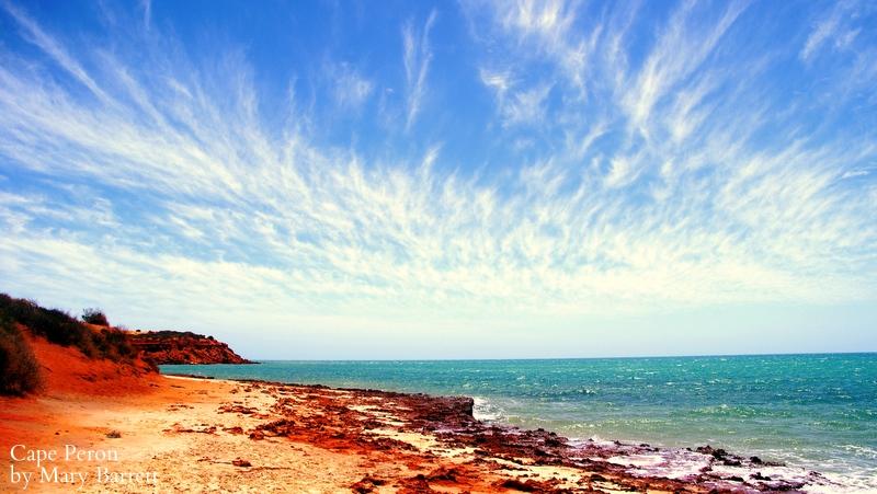 Cape Peron By Mary Barrett