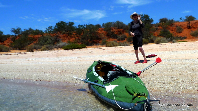 Life Afloat - Exploring in the Green Machine