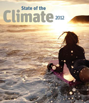 State Of Climate 2012 Report