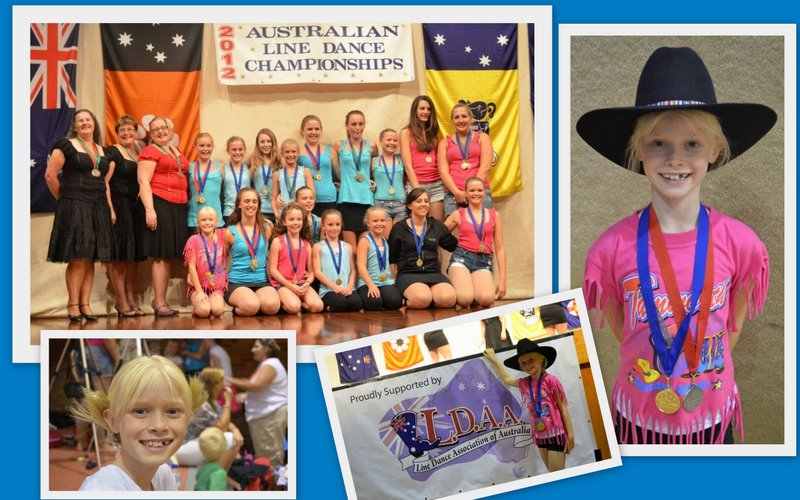 Australian Line Dancing Championships 2012