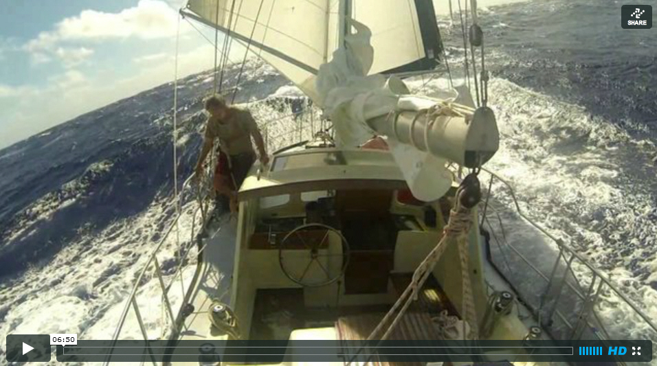 Fast Sail Coral Sea