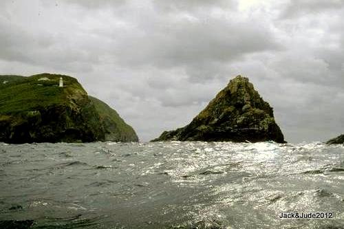 Needle Rocks