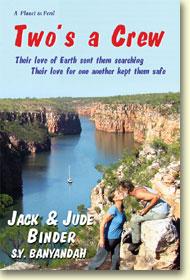 Two's a Crew Australia Circumnavigation