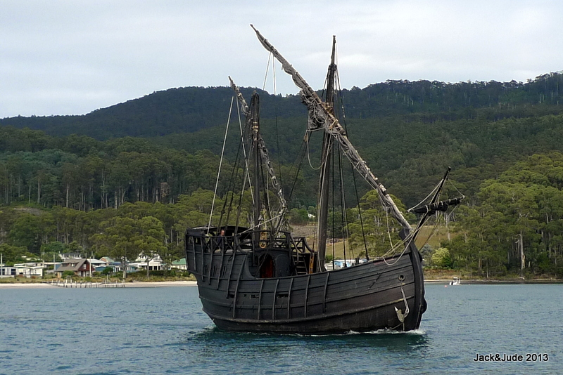Notorious - a Portuguese Caravel