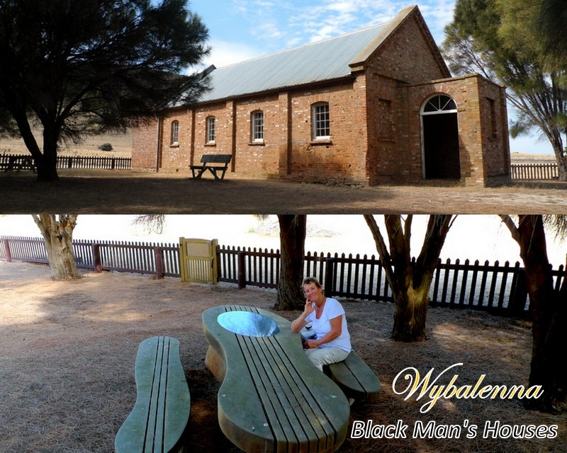 Wybalenna Chapel ~ Black Man's Houses