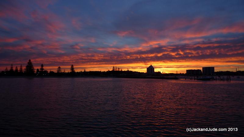 Bunbury Sunset