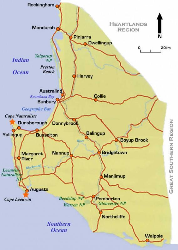wa_southwest_region_map
