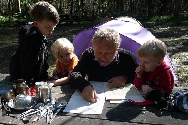 Poppi camping