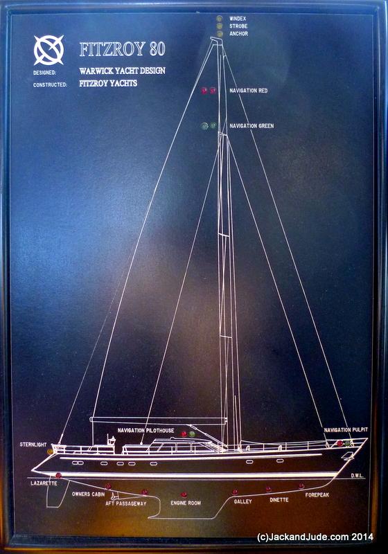 Maatsuyker - Fitzroy 80