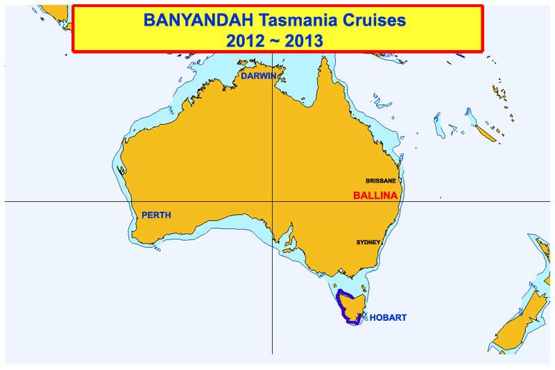 Tasmanian Cruise