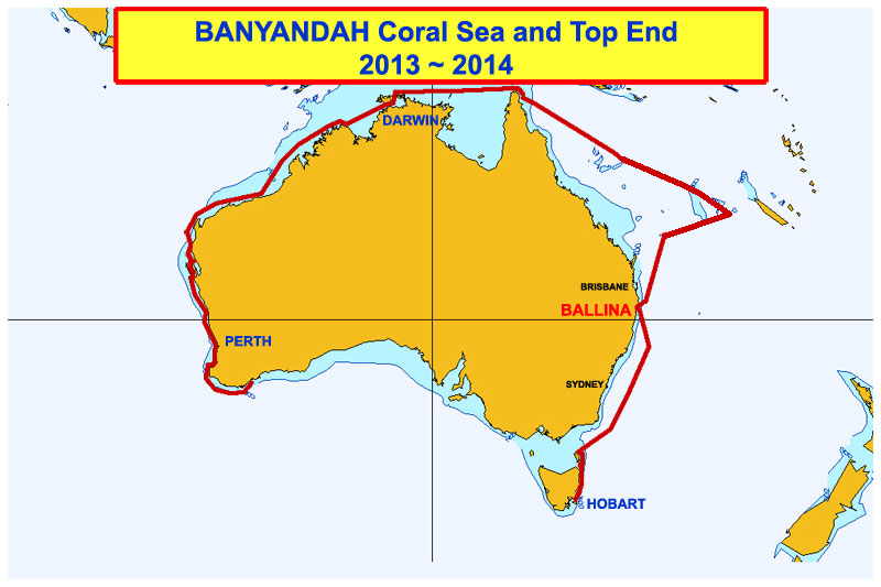 Coral Sea - Top End Cruise