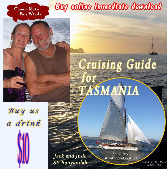 Cruising Guide Tasmania