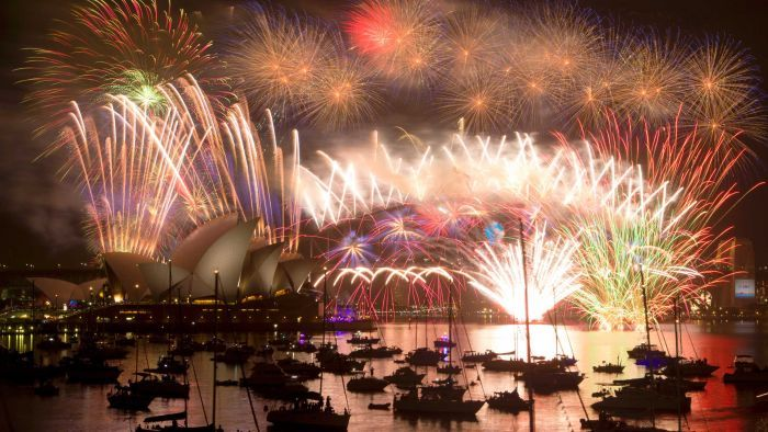New Years 2015 Sydney