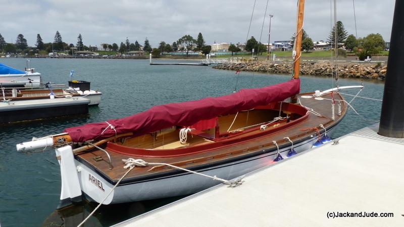 Couta Boat Ariel