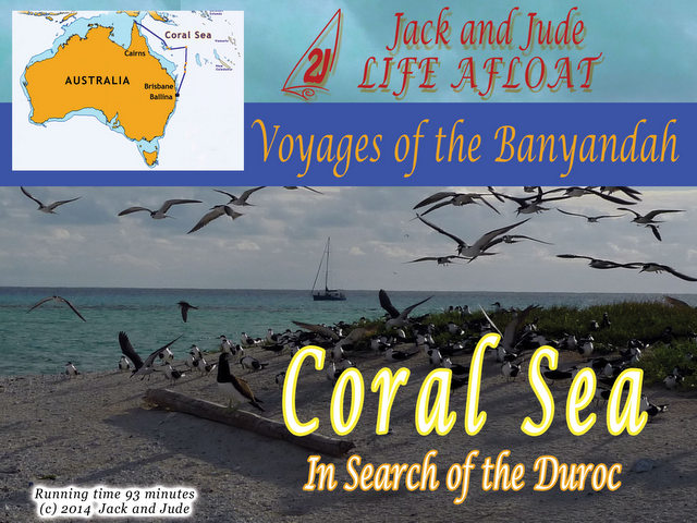 Coral Sea DVD