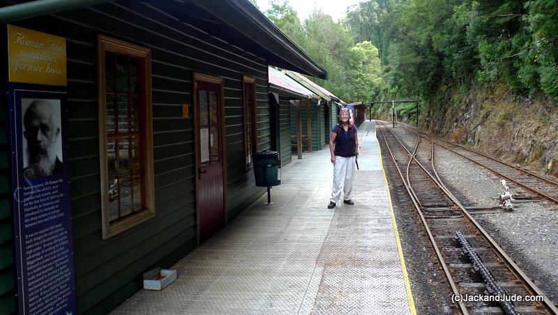 Dubbil Barril station