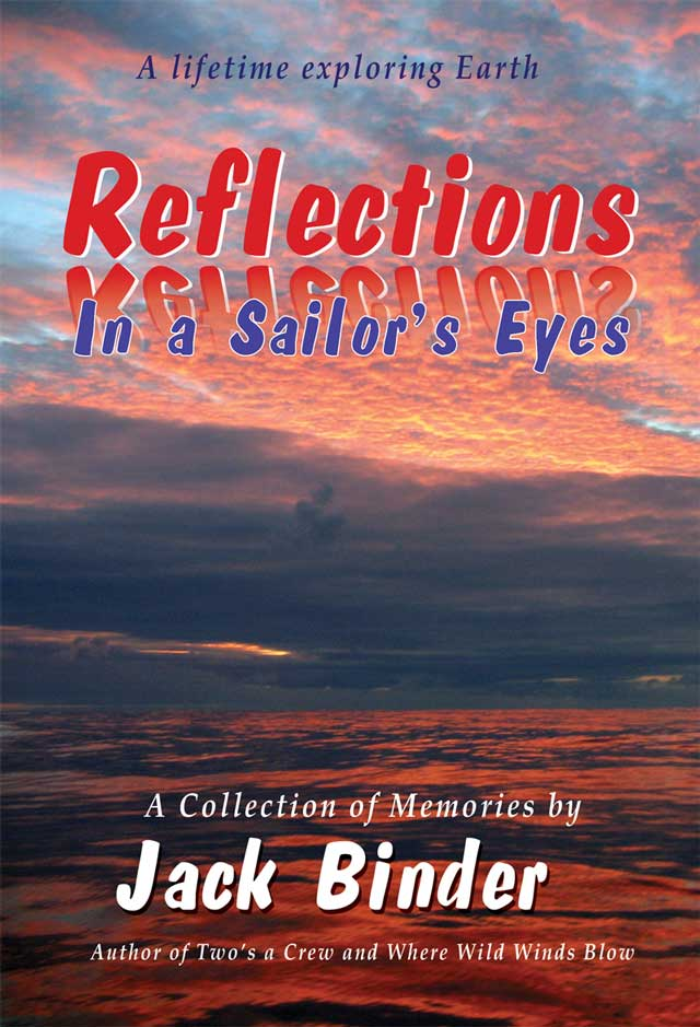 Reflections in a Sailor's Eyes