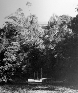 Forestry Officer's house, Goulds Landing circa 1938