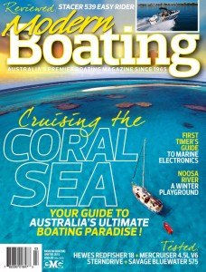 Modern Boating Magazine Winter 2015
