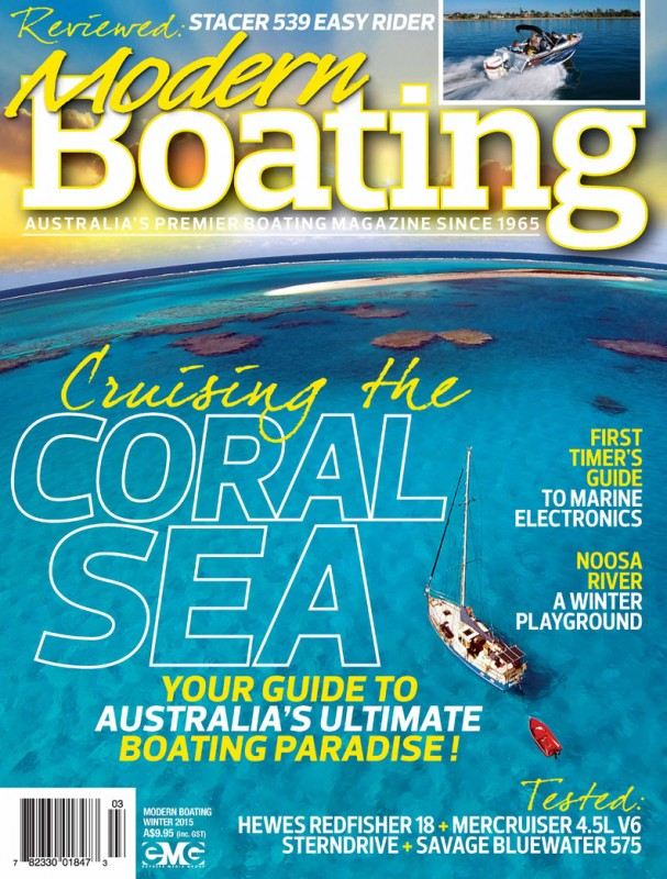 Moder Boating Magazine Winter 2015