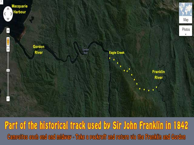historical eagle creek track
