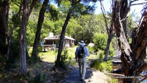 Reindeer Lodge Kelly Basin (fishing hut)