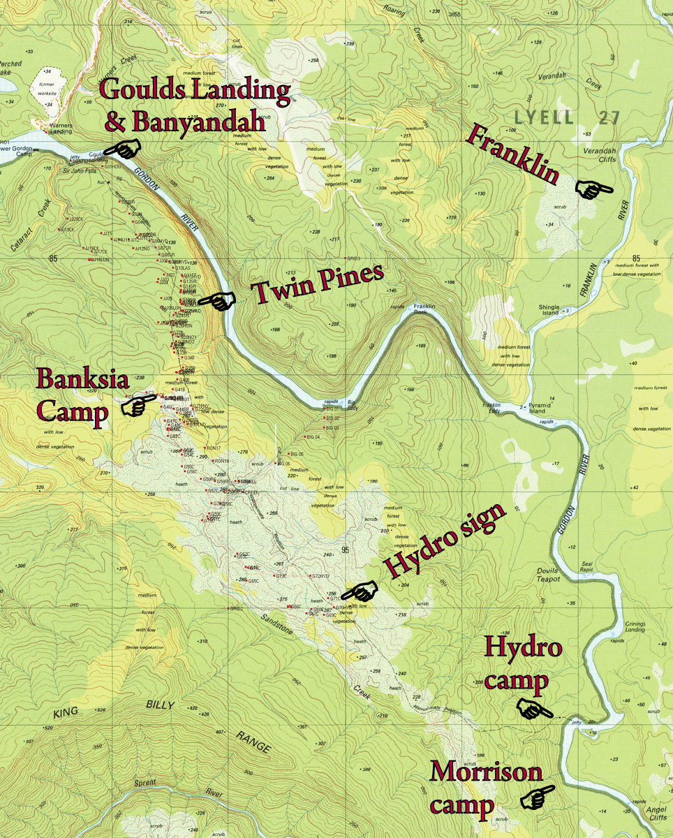 Franklin Gordon Wild Rivers