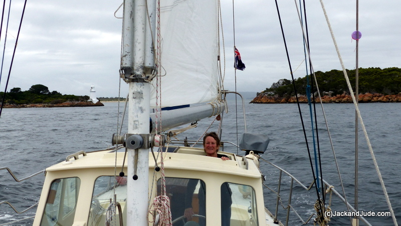 Making our Escape after one full year inside Macquarie Harbour