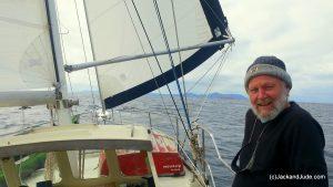 Fine sailing up Tassie's east coast