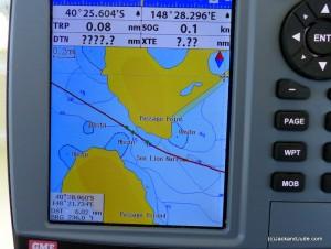 Sea Lion Passage