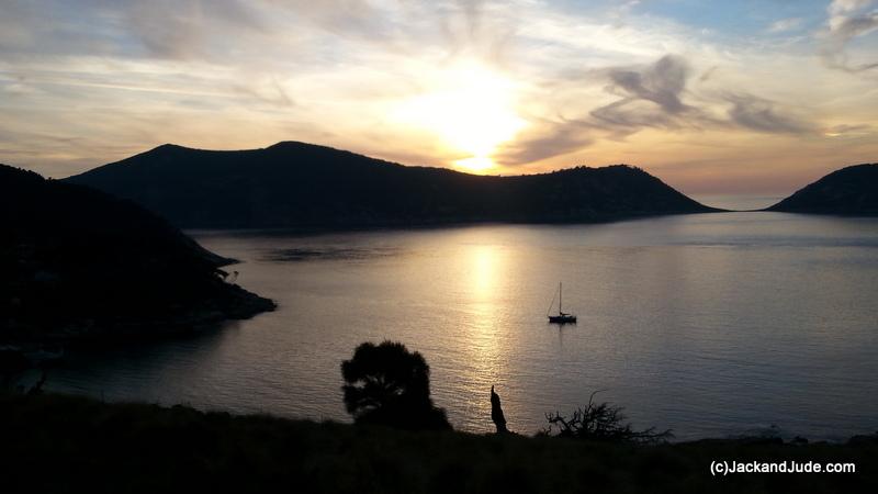 Deal Island evening