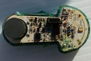 Mobilert PX7000 PCB