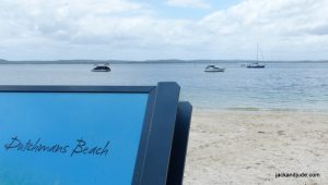 Banyandah off Dutchman's Beach