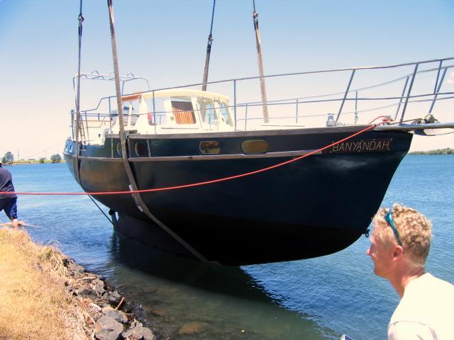 yacht Banyandah