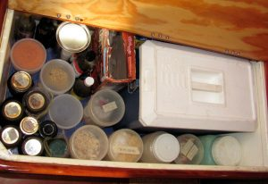 Large dry storage 'Breakfast Locker'