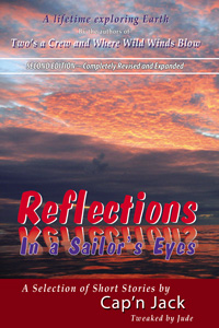 Reflections in a Sailors Eyes